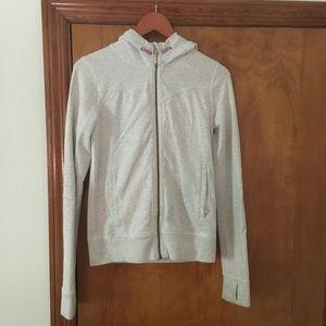 Lululemon fullzip heather hoodie